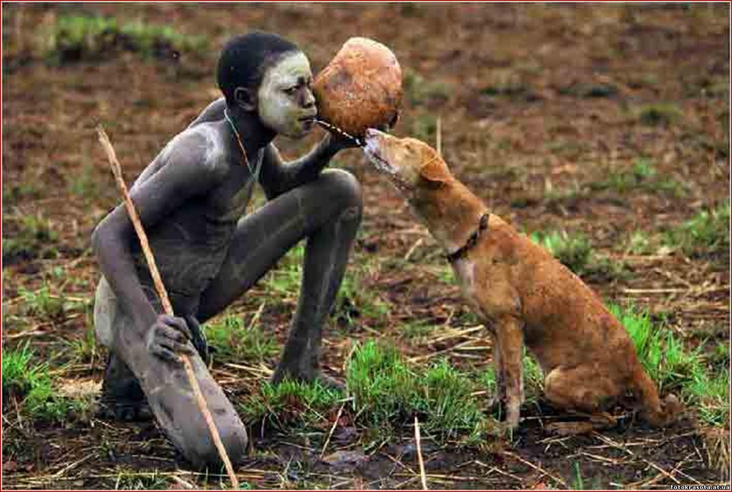 Фото дикие племена в африке 19 фотография